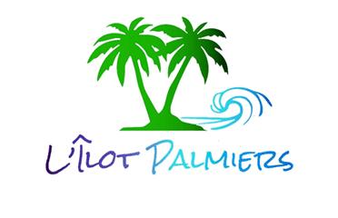 L'îlot palmiers