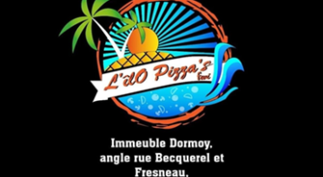 E-Pizza le gosier / L'îlo Pizza's fwi