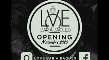 Love bar à Bagues