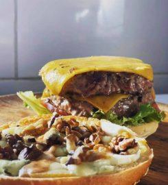 Tiki Burger Club /